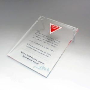 Acrylic Plaques ALAP0005 – Acrylic Plaque