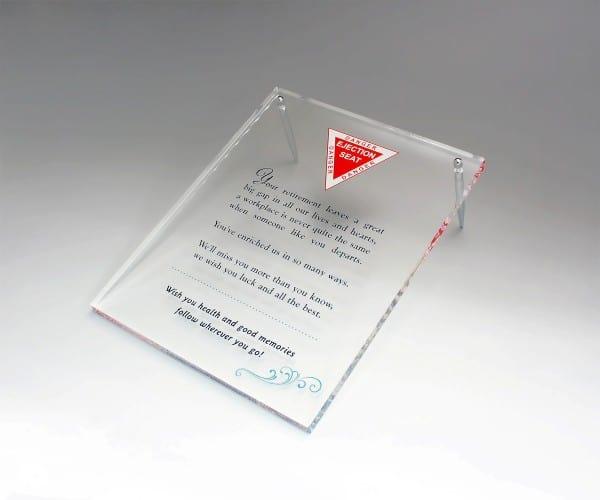 Acrylic Plaques ALAP0005 – Acrylic Plaque