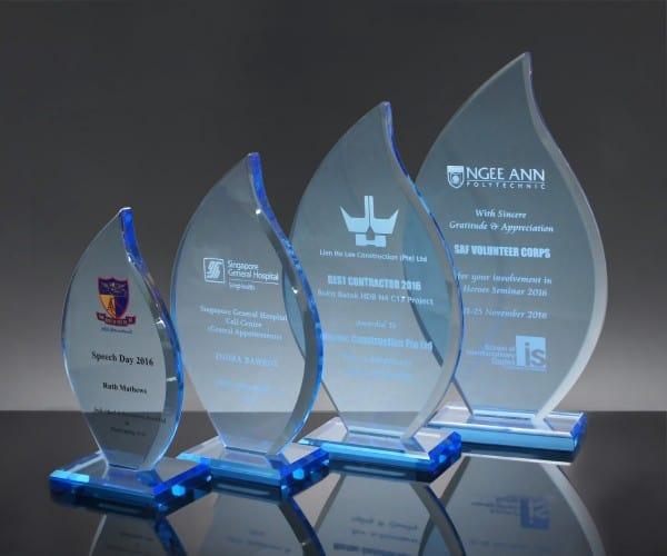 Acrylic Awards ALAR0001 – Acrylic Award