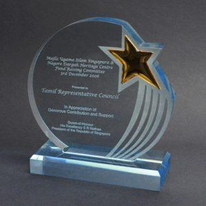 Acrylic Awards ALAR0039 – Acrylic Award