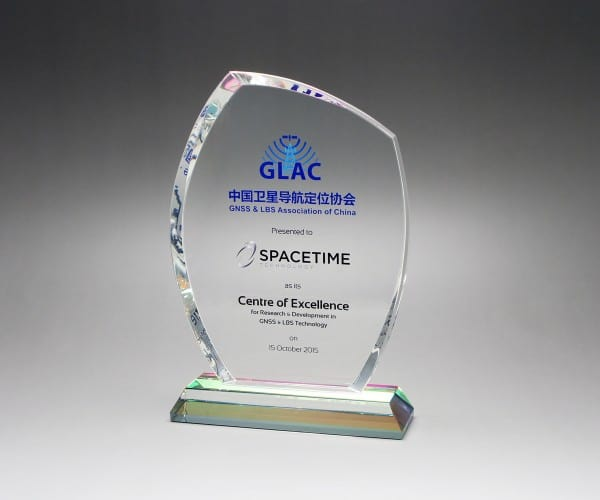 Crystal Plaques ALCP0019 – Crystal Plaque