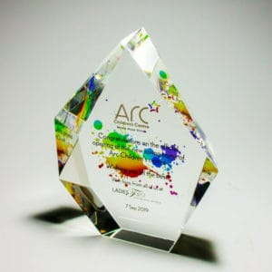 Crystal Plaques ALCP0037 – Crystal Plaque