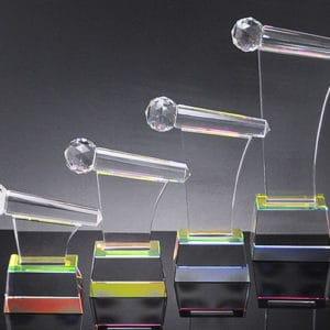 Crystal Trophies ALCR0015 – Crystal Award