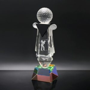 Crystal Trophies ALCR0016 – Crystal Award