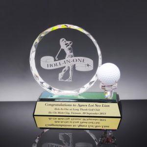 Crystal Trophies ALCR0020 – Crystal Award