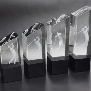 Crystal Trophies ALCR0030 – Crystal Award