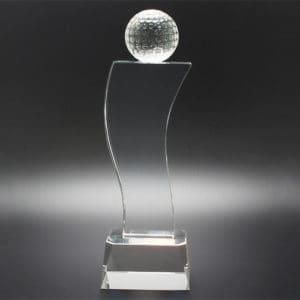 Crystal Trophies ALCR0032 – Crystal Award