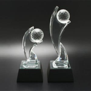 Crystal Trophies ALCR0033 – Crystal Award
