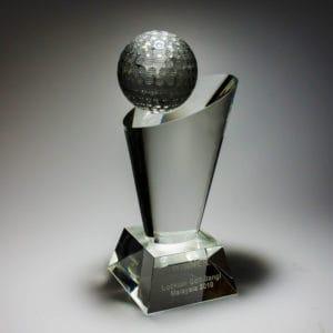 Crystal Trophies ALCR0037 – Crystal Award