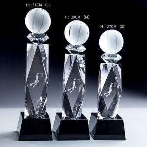 Crystal Trophies ALCR0031 – Crystal Award