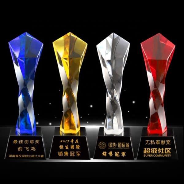 Crystal Trophies ALCR0006 – Crystal Award