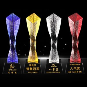 ALCR0004 – Crystal Award Crystal Trophies