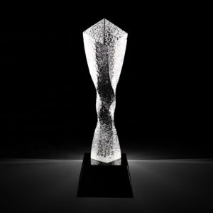 Crystal Trophies ALCR0004 – Crystal Award
