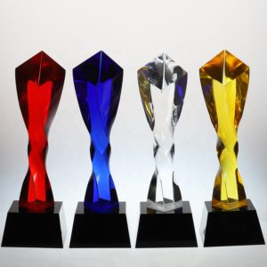 ALCR0003 – Crystal Award Crystal Trophies