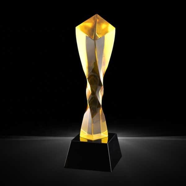 Crystal Trophies ALCR0003 – Crystal Award