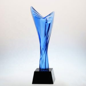 ALCR0011 – Crystal Award Crystal Trophies