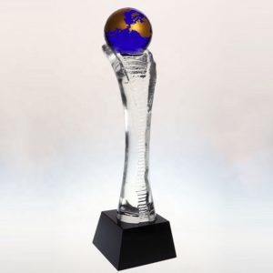 Crystal Trophies ALCR0058 – Crystal Award