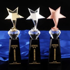 Crystal Trophies ALCR0062 – Crystal Award