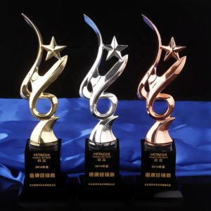 Crystal Trophies ALCR0084 – Crystal Award