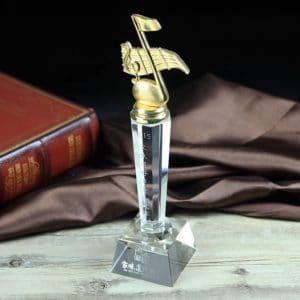 Crystal Trophies ALCR0067 – Crystal Award