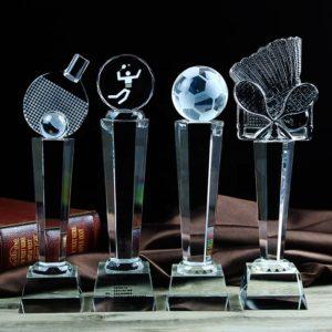 Crystal Trophies ALCR0070 – Crystal Award