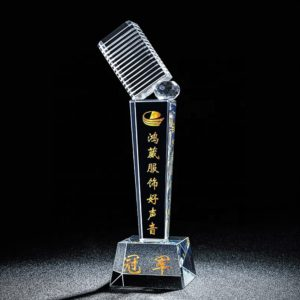 Crystal Trophies ALCR0072 – Crystal Award