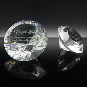 Customized Gifts ALGC0013 – Crystal Paper Weight