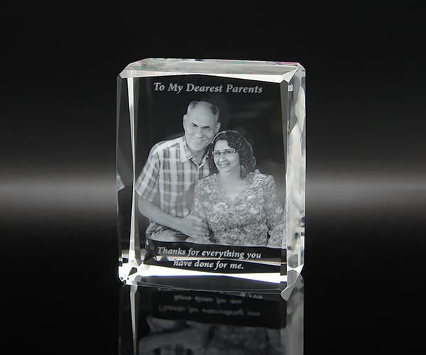 Customized Gifts ALGC0018 – Crystal Paper Weight