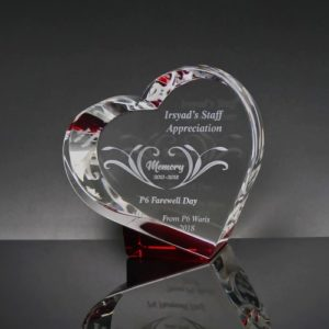 Customized Gifts ALGC0029 – Crystal Paper Weight