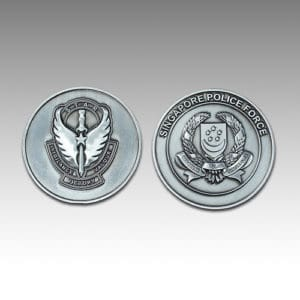 Customized Medals ALMC0019 – Coins