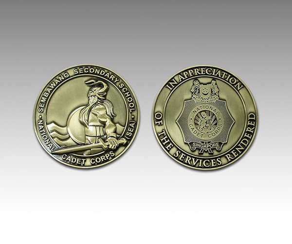 Customized Medals ALMC0020 – Coins