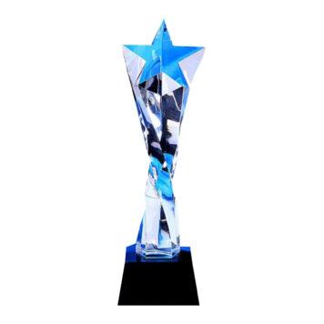 Buy Quality Crystal Star Trophies | Trophy-World Malaysia